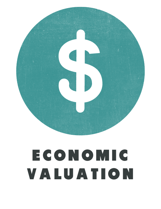 press office economic valuation