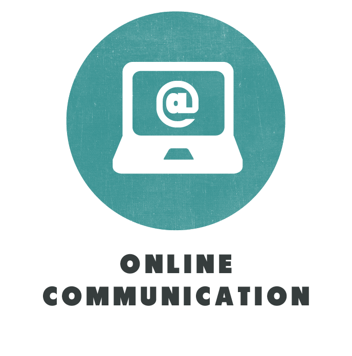 social media online communication